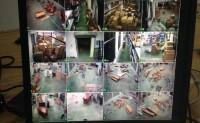 义乌廿三里工业园监控安装案例